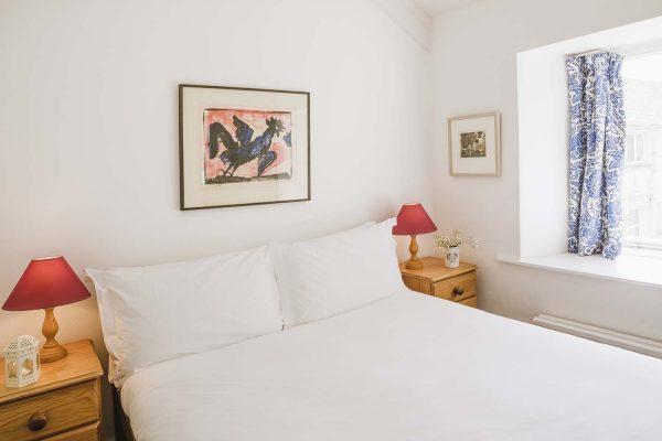 Double bedroom in Upper Saltings