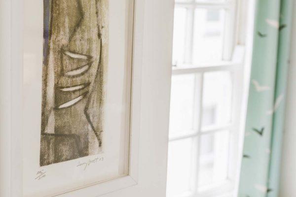 Window sill in Upper