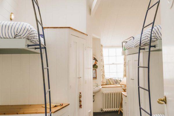 Bunk room in Upper Saltings