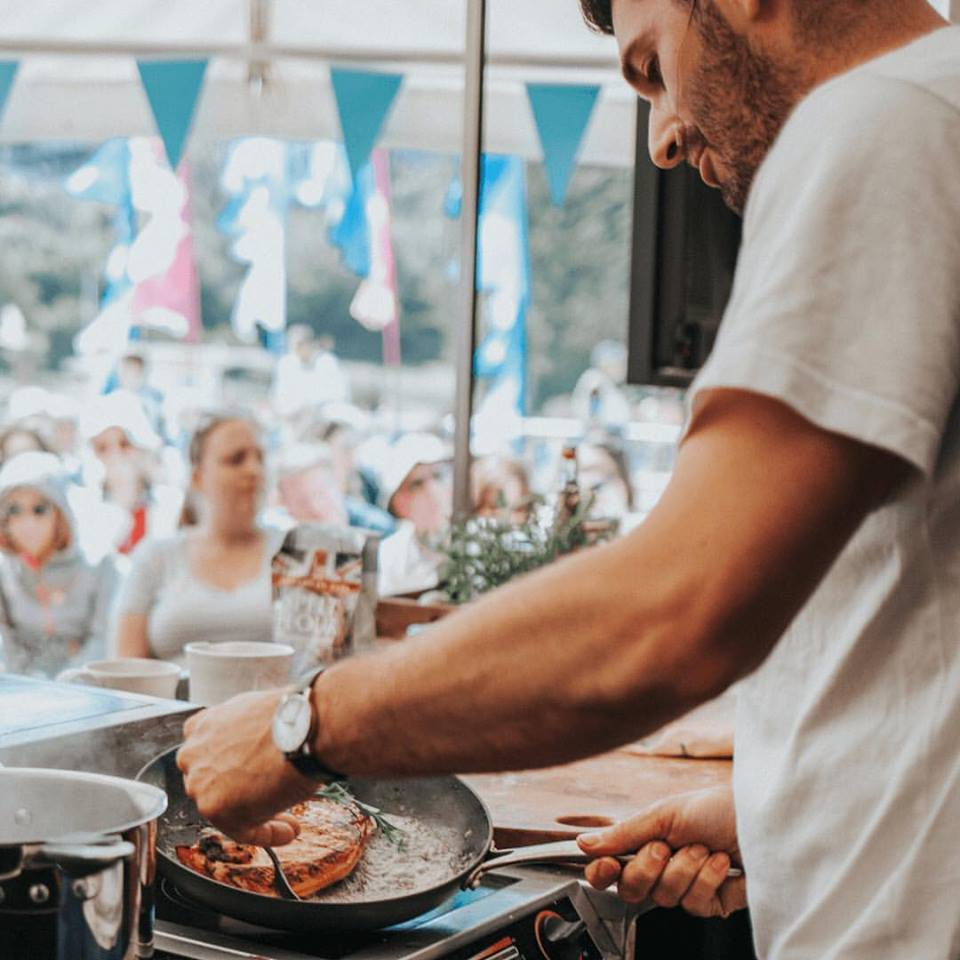 St Ives Food Festival